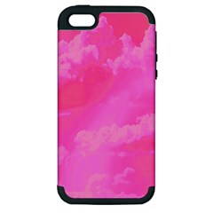 Sky pattern Apple iPhone 5 Hardshell Case (PC+Silicone)