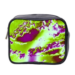Sky pattern Mini Toiletries Bag 2-Side