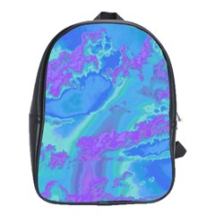 Sky pattern School Bags(Large)