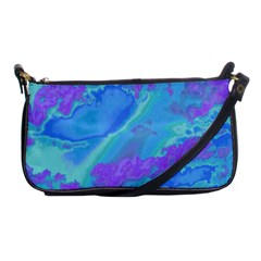 Sky pattern Shoulder Clutch Bags