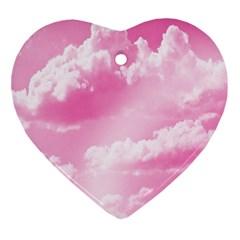Sky pattern Ornament (Heart)
