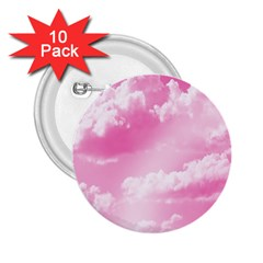 Sky pattern 2.25  Buttons (10 pack)