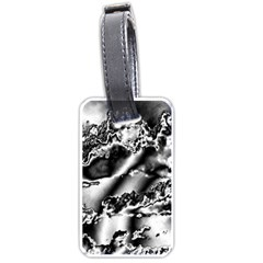Sky pattern Luggage Tags (One Side)