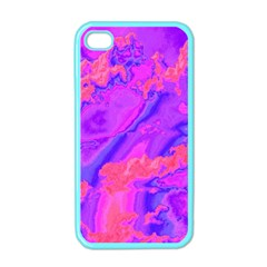 Sky pattern Apple iPhone 4 Case (Color)