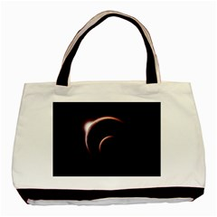 Planet Space Abstract Basic Tote Bag
