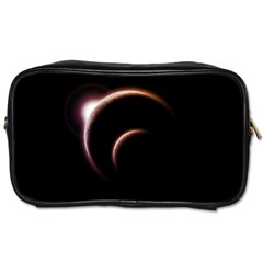 Planet Space Abstract Toiletries Bags