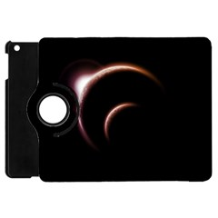Planet Space Abstract Apple iPad Mini Flip 360 Case