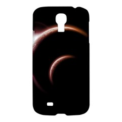 Planet Space Abstract Samsung Galaxy S4 I9500/i9505 Hardshell Case