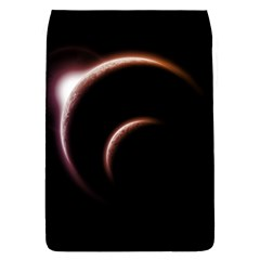 Planet Space Abstract Flap Covers (l)