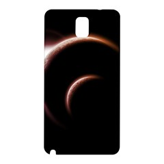 Planet Space Abstract Samsung Galaxy Note 3 N9005 Hardshell Back Case