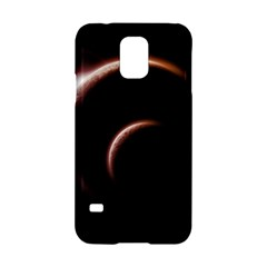 Planet Space Abstract Samsung Galaxy S5 Hardshell Case