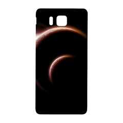Planet Space Abstract Samsung Galaxy Alpha Hardshell Back Case