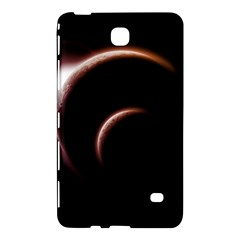 Planet Space Abstract Samsung Galaxy Tab 4 (8 ) Hardshell Case