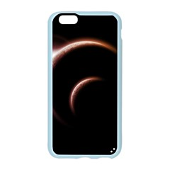 Planet Space Abstract Apple Seamless iPhone 6/6S Case (Color)