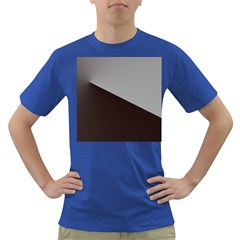Course Gradient Color Pattern Dark T Shirt