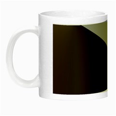 Course Gradient Color Pattern Night Luminous Mugs