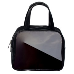 Course Gradient Color Pattern Classic Handbags (One Side)