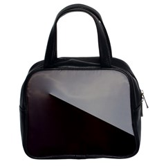 Course Gradient Color Pattern Classic Handbags (2 Sides)