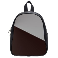Course Gradient Color Pattern School Bags (small)
