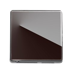 Course Gradient Color Pattern Memory Card Reader (Square)