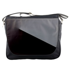 Course Gradient Color Pattern Messenger Bags