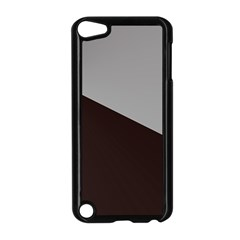 Course Gradient Color Pattern Apple Ipod Touch 5 Case (black)
