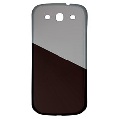 Course Gradient Color Pattern Samsung Galaxy S3 S III Classic Hardshell Back Case