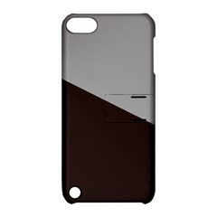 Course Gradient Color Pattern Apple iPod Touch 5 Hardshell Case with Stand