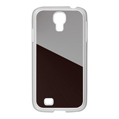Course Gradient Color Pattern Samsung Galaxy S4 I9500/ I9505 Case (white)