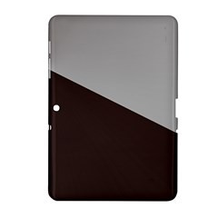 Course Gradient Color Pattern Samsung Galaxy Tab 2 (10 1 ) P5100 Hardshell Case