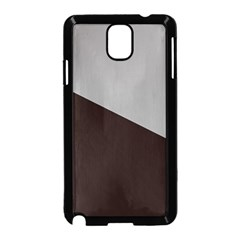 Course Gradient Color Pattern Samsung Galaxy Note 3 Neo Hardshell Case (Black)