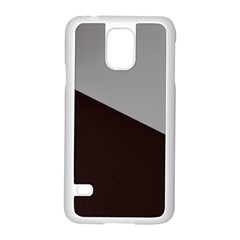 Course Gradient Color Pattern Samsung Galaxy S5 Case (white)
