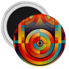 Abstract Pattern Background 3  Magnets