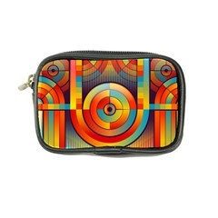Abstract Pattern Background Coin Purse