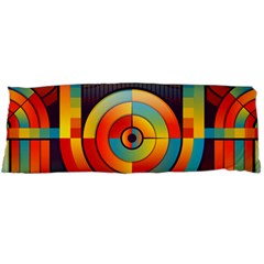 Abstract Pattern Background Body Pillow Case Dakimakura (two Sides)