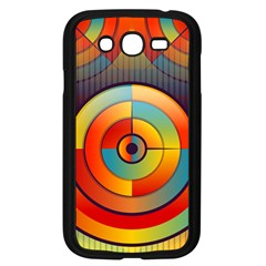 Abstract Pattern Background Samsung Galaxy Grand Duos I9082 Case (black)