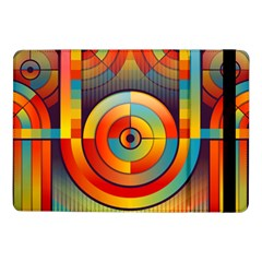 Abstract Pattern Background Samsung Galaxy Tab Pro 10 1  Flip Case