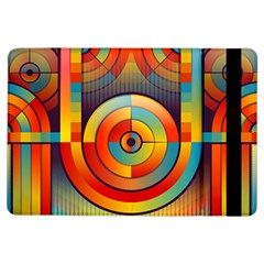 Abstract Pattern Background iPad Air Flip