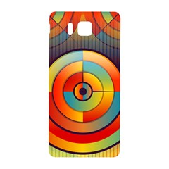 Abstract Pattern Background Samsung Galaxy Alpha Hardshell Back Case