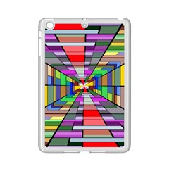 Art Vanishing Point Vortex 3d iPad Mini 2 Enamel Coated Cases