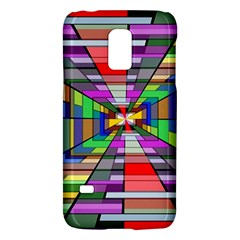 Art Vanishing Point Vortex 3d Galaxy S5 Mini
