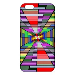 Art Vanishing Point Vortex 3d Iphone 6 Plus/6s Plus Tpu Case