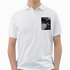 Art About Ball Abstract Colorful Golf Shirts