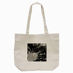 Art About Ball Abstract Colorful Tote Bag (cream)