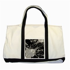 Art About Ball Abstract Colorful Two Tone Tote Bag