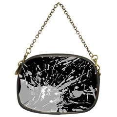 Art About Ball Abstract Colorful Chain Purses (One Side)