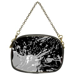 Art About Ball Abstract Colorful Chain Purses (two Sides)
