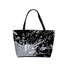 Art About Ball Abstract Colorful Shoulder Handbags
