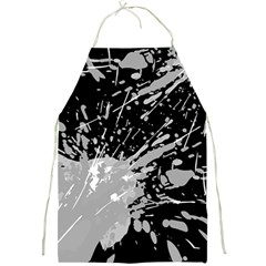 Art About Ball Abstract Colorful Full Print Aprons