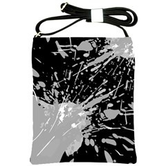 Art About Ball Abstract Colorful Shoulder Sling Bags